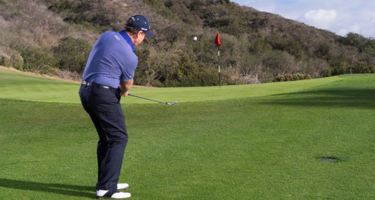 Golf Chipping Training – How To Practice Chipping