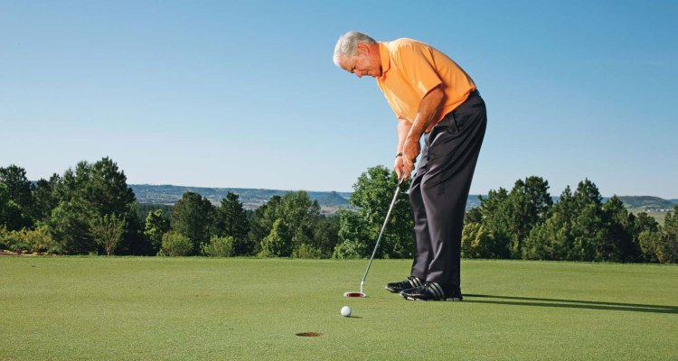 Golf Putting Instructions – Improve Your Golf Putting Technique