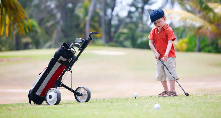 Tips On How To Teach Putting To Kids
